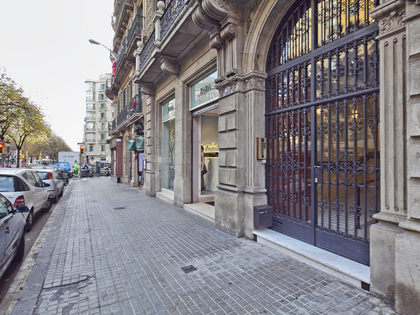 Apartment Barcelona Center Rambla Catalunya - Apartment in ...